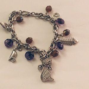 Jewelry - 4 for $12: Cat Charm Bracelet